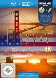USA – A West Coast Journey (UHD Stick in Real 4K + Blu-ray) – Limited Edition