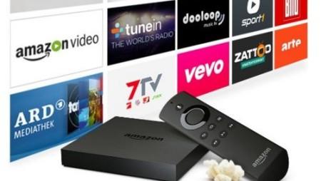Amazon Fire TV mit 4K Ultra HD zum reduzierten Preis