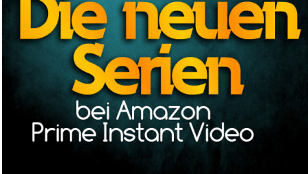 Film- und Serien Highlights bei Amazon Prime im November