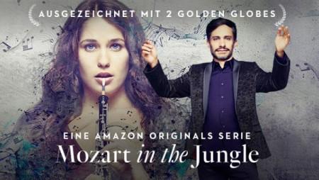 Amazon bestellt dritte Staffel von Mozart in the Jungle