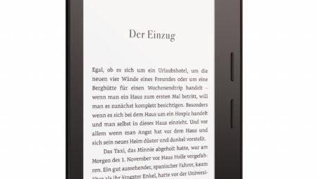 Kindle Oasis – der neue eBook Reader von Amazon