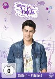 Violetta – Staffel 1, Volume 4 [2 DVDs] Reviews