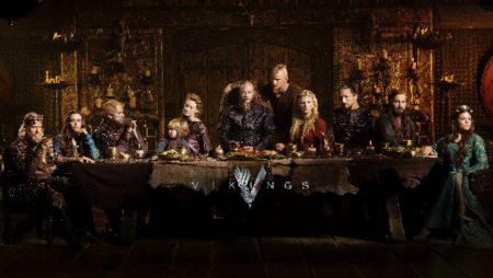 Die 4. Staffel der Wikinger-Saga Vikings startet bei Amazon Prime
