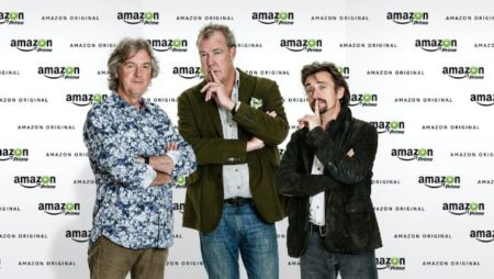 The Grand Tour startet im Herbst 2016 exklusiv bei Amazon Prime