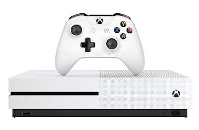 Xbox One S: Leistungsstarke Konsole mit 4K Ultra HD Blu-ray im Angebot