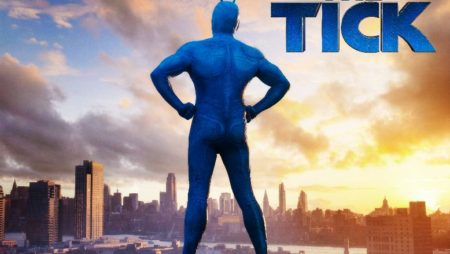 Anti-Superhelden-Serie: Amazon Original The Tick startet