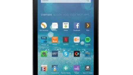 Amazon präsentiert das neue Tablet Fire HD 8