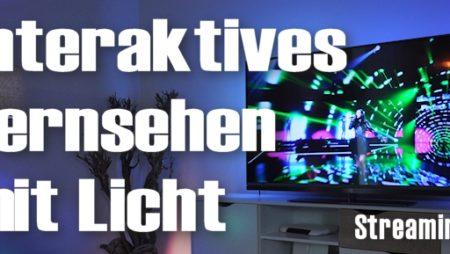 Philips Hue: The Voice of Germany bringt die Lichtshow ins Wohnzimmer