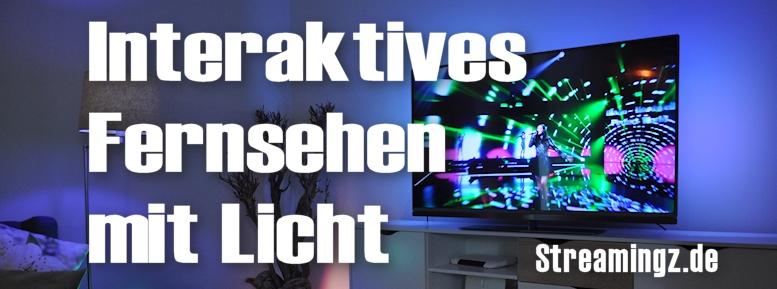 Philips Hue: Interaktives Fernsehen mit The Voice of Germany