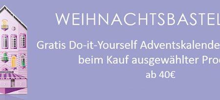Do-it-Yourself Adventskalender von Amazon für Technikfans