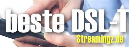 Der passende DSL-Tarif zum optimalen Streaming