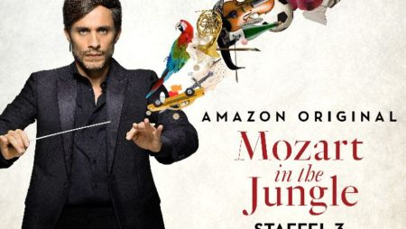 Mozart in the Jungle kommt mit 3. Staffel bei Amazon Prime Video