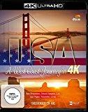 USA – A West Coast Journey in 4K (4K Ultra HD Blu-ray)