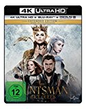 The Huntsman & The Ice Queen – Extended Edition  (4K Ultra HD) (+ Blu-ray)