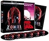 zombi – dawn of the dead (ltd) (blu-ray 4k ultra hd+5 blu-ray) box set