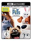 Pets  (4K Ultra HD) (+ Blu-ray) Reviews