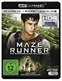 Maze Runner – Die Auserwählten im Labyrinth  (4K Ultra HD) (+ Blu-ray)