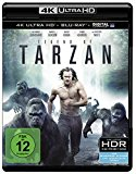 Legend of Tarzan (4K Ultra HD) [Blu-ray]