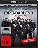 The Expendables 3 – Uncut  (4K Ultra HD) (+ Blu-ray)