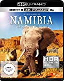 Namibia – The Spirit of Wilderness [4K Ultra HD Blu-ray]