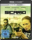 Sicario  (4K Ultra-HD) (+ Blu-ray)