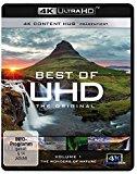 Best of UHD 4k – Das Original – Vol. 1: Wonders of Nature [Ultra HD Blu-ray]