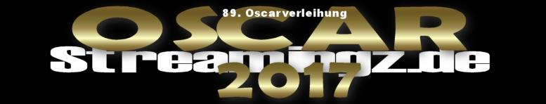 Oscar Verleihung 2017