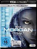 Das Morgan Projekt  (4K Ultra-HD) (+ Blu-ray)