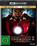Iron Man 2  (4K Ultra HD) (+ Blu-ray)