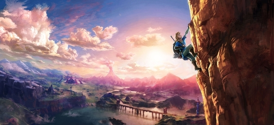 Lange hat die Fangemeinde darauf gewartet! Zelda: Breath of the Wild