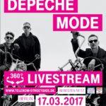 Depeche Mode: Telekom mit erfolgreichstem Konzert-Livestream