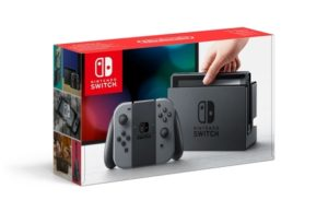Nintendo Switch ist da