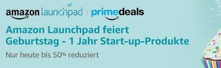 Amazon Launchpad seit 1 Jahr online