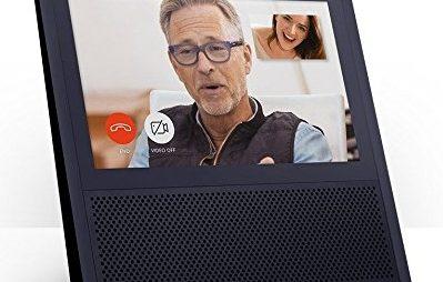 Neu: Amazon Echo Show mit Touchscreen und Videotelefonie