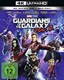 Guardians of the Galaxy Vol. 2 [4K Ultra HD] [Blu-ray]
