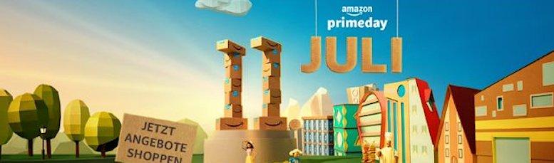 Prime Day: Amazon Echo, Echo Dot & Fire TV Stick mit Alexa besonders nachgefragt