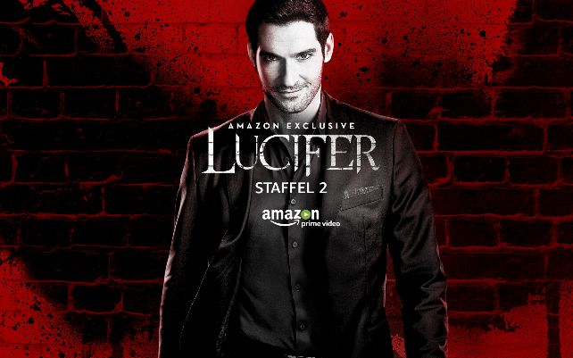 Lucifer Staffel 2 bei Amazon Prime Video