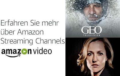 Neue Amazon Channels SHUDDER and SUNDANCE am Start