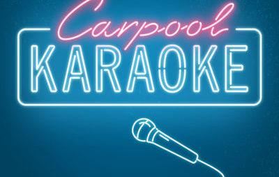 Apple Music: Carpool Karaoke: Einsteigen. Anschnallen. Mitsingen mit James Corden