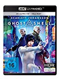 Ghost in the Shell  (4K Ultra HD) (+ Blu-ray)