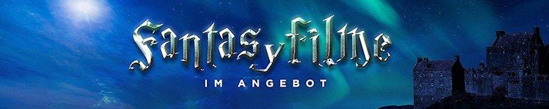 Actionsfilme und Fantasystreifen bei Amazon im Angebot