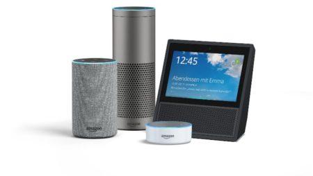 Amazon: Echo Plus, Dot und Show deutlich günstiger