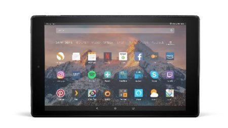 Aktuelles Update bringt Alexa auf die Fire Tablets