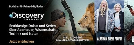 DISCOVERY CHANNEL jetzt neu bei Amazon Channels