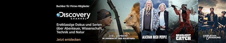 discovery channel amazon