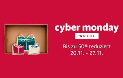 Das große Finale der Cyber Monday Woche bei Amazon.de