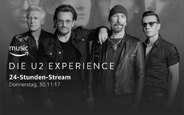 u2 experience audio show