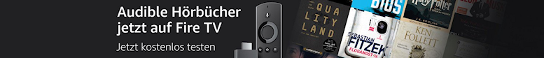 Audible Fire TV Abo