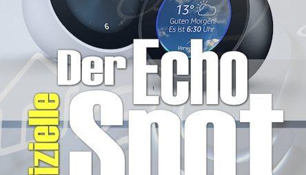 Amazon Echo Spot im Praxistest