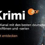 ZDF KRIMI und ZDF HERZKINO exklusiv bei Prime Video Channels